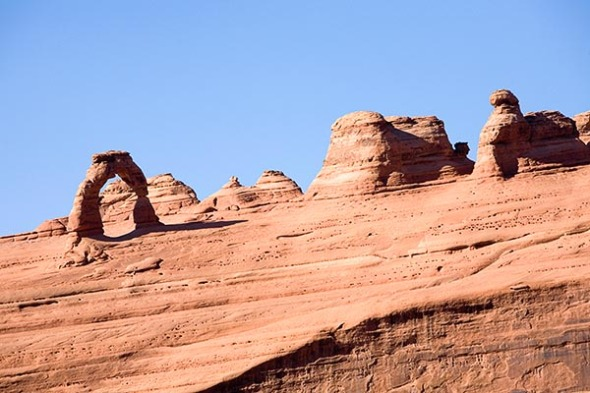 Delicate Arch, Arches National Park, Moab, Utah