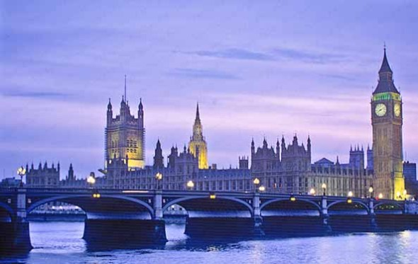 Parliament, Big Ben, London, England