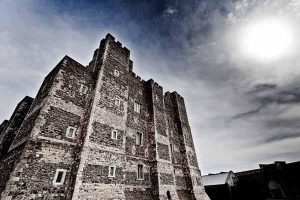 Dover Castle, England