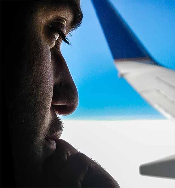 Airplane-Passenger