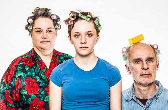 Curler Family Portrait