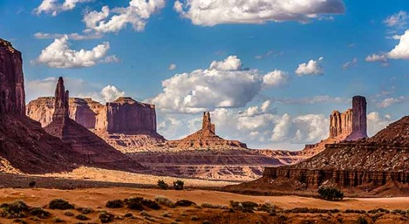 Monument Valley, Arizona, Navajo Nation