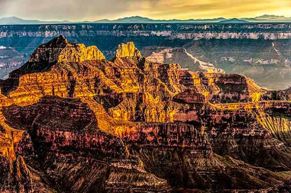 Grand-Canyon-North-Rim-Sunset