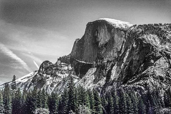 Yosemite-Half-Dome