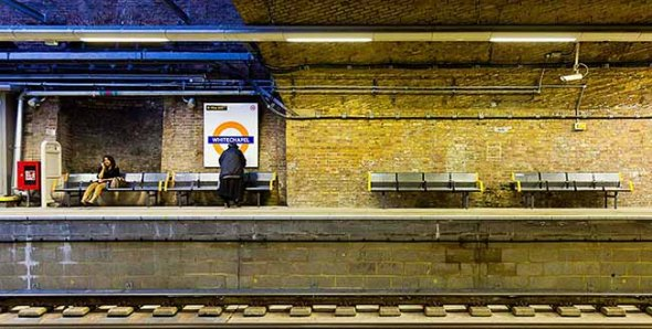 London, Underground, Subway, Public Transportation