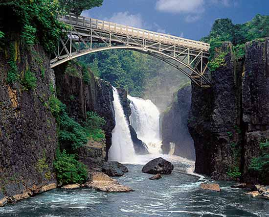 Paterson, New Jersey, Waterfalls