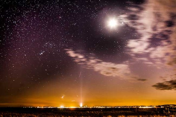 Provincetown, Cape Cod, Nighttime, Stars, Astronomical, Astronomy photography