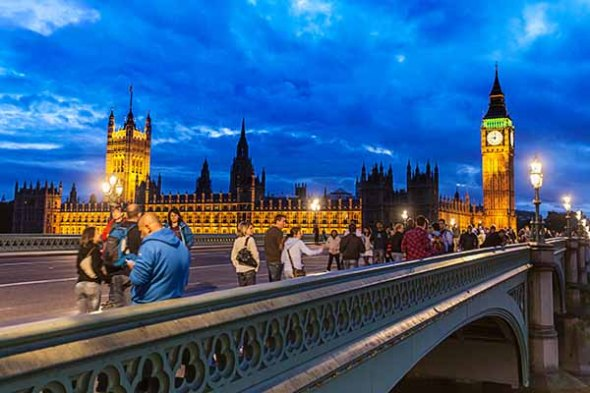 London, England, Parliament
