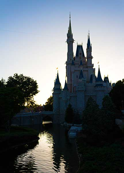 Cinderella's Castle, Walt Disney World, Florida
