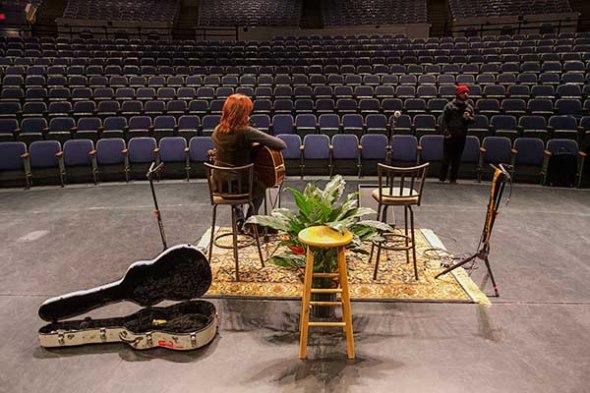 Roseann Cash, Musician, Performer, Stage