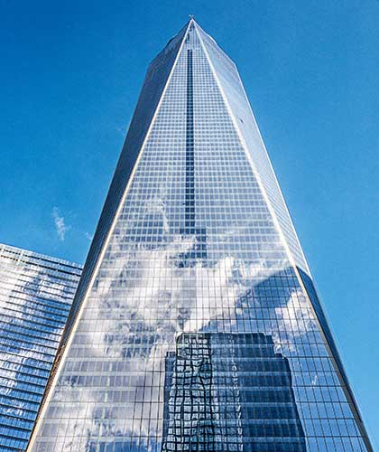 Freedom Tower, World Trade Center, New York