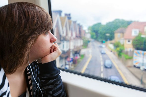 Train, England
