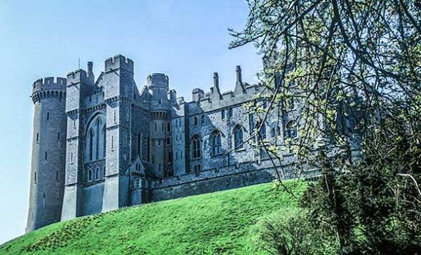 Arundel Castle, Arundel England