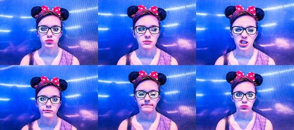 Portrait, Disney World
