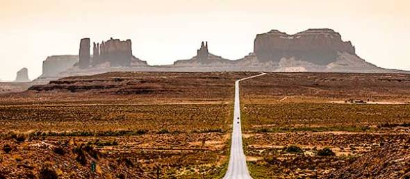 monument valley, route 163