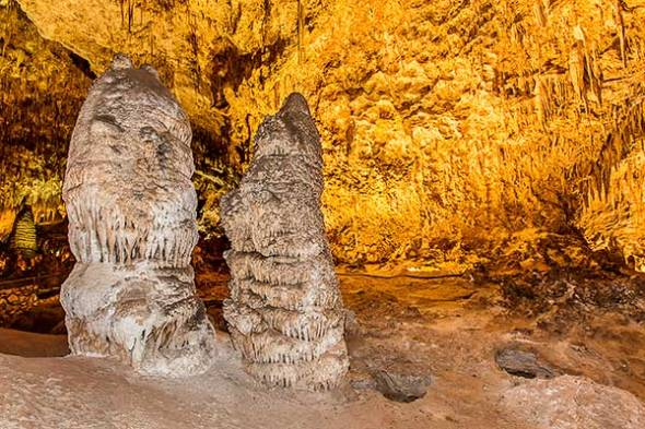 Carlsbad Caverns National Park, Cave