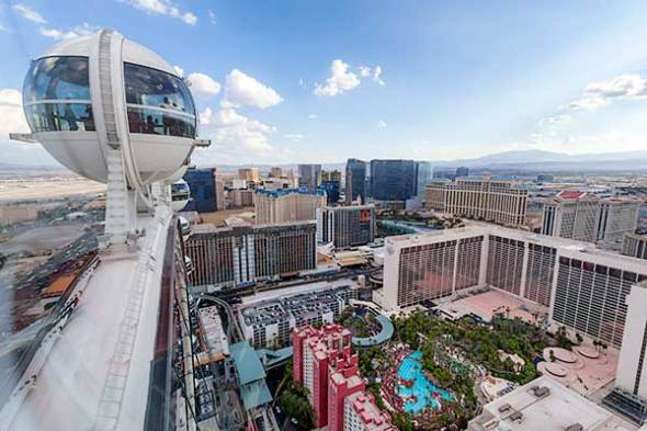 Las Vegas, High Roller, Ferris Wheel