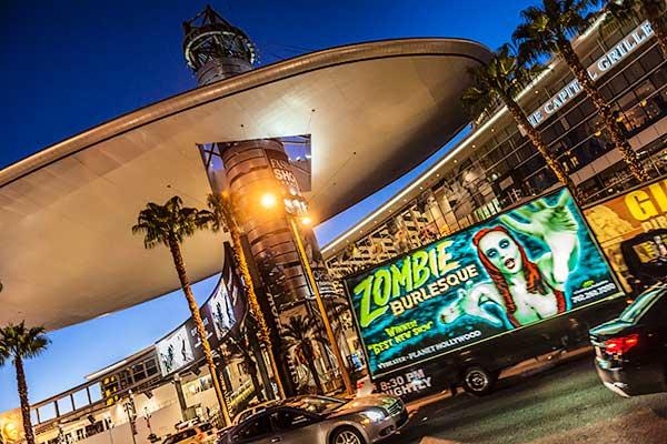 Las Vegas, Night, Nighttime, Zombies