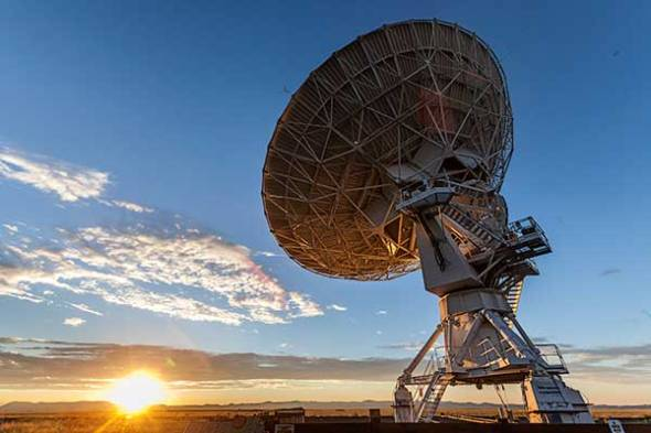 Radio Telescope, VLA, Very Large Array, Astronomy
