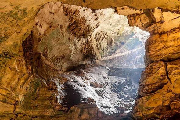 Carlsbad Caverns, Cave