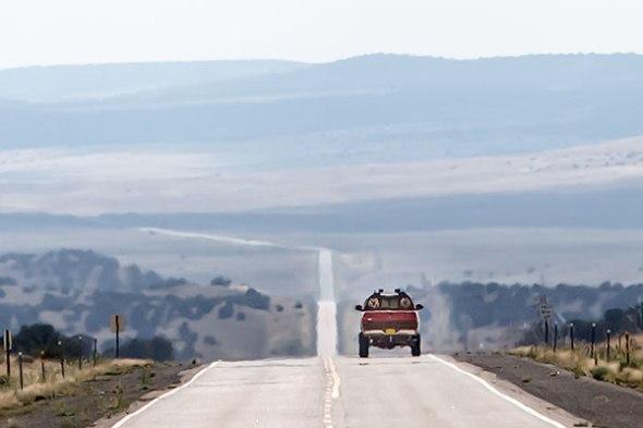 road, New Mexico, travel