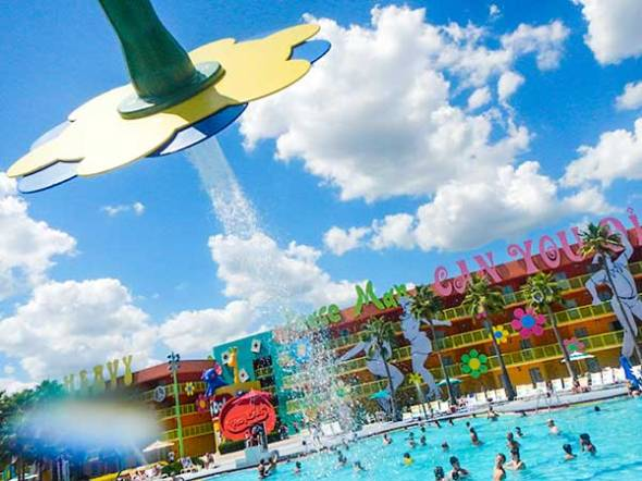 Disney World, Disney, Florida, Orlando, Swimming, Pool, Water