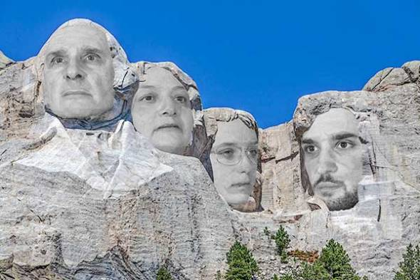 Mt. Rushmore, George Washington, Thomas Jefferson, Teddie Roosevelt, Abraham Lincoln, National Monument