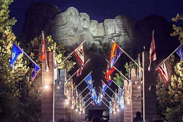 Mt. Rushmore, Monument, South Dakota