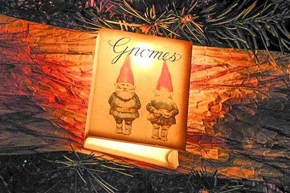 Merry Christmas, Gnomes