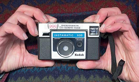 kodak, camera