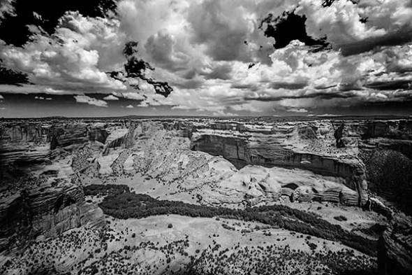 Canyon de Chelly, Arizona, Navajo Tribal Land, Navajo Nation, National Park