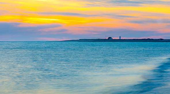 Race Point, Provincetown, Cape Cod, Sunset