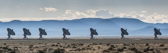VLA, Very Large Array, New Mexico, Radio Telescopes, Astronomy