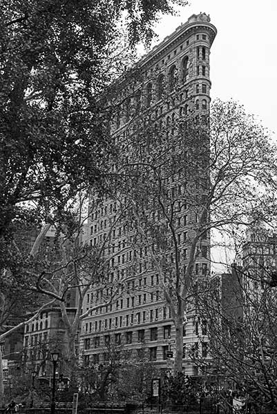 FlatIron Building, New York City, Manhattan, Architecture