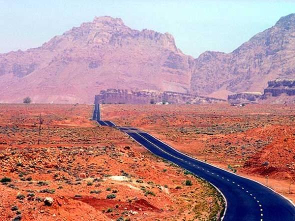 Arizona, Highway
