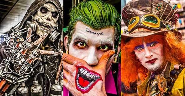 The Joker, New York Comic Con, Superheroes, Comic Books