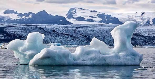 Iceland, Iceberg